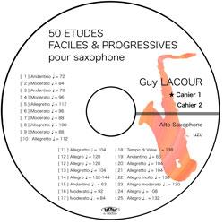 ラクール50の練習曲 | Guy LACOUR 50 ETUDE
